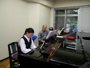 04ピアノ(有森先生)