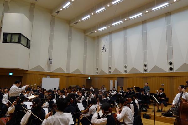 ①オーケストラ